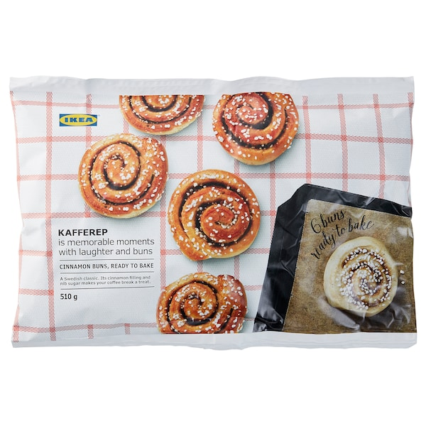 KAFFEREP Cinnamon bun, 18 oz