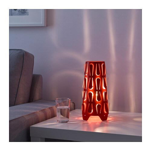 Kajuta table lamp with led bulb ikea mozeypictures Image collections