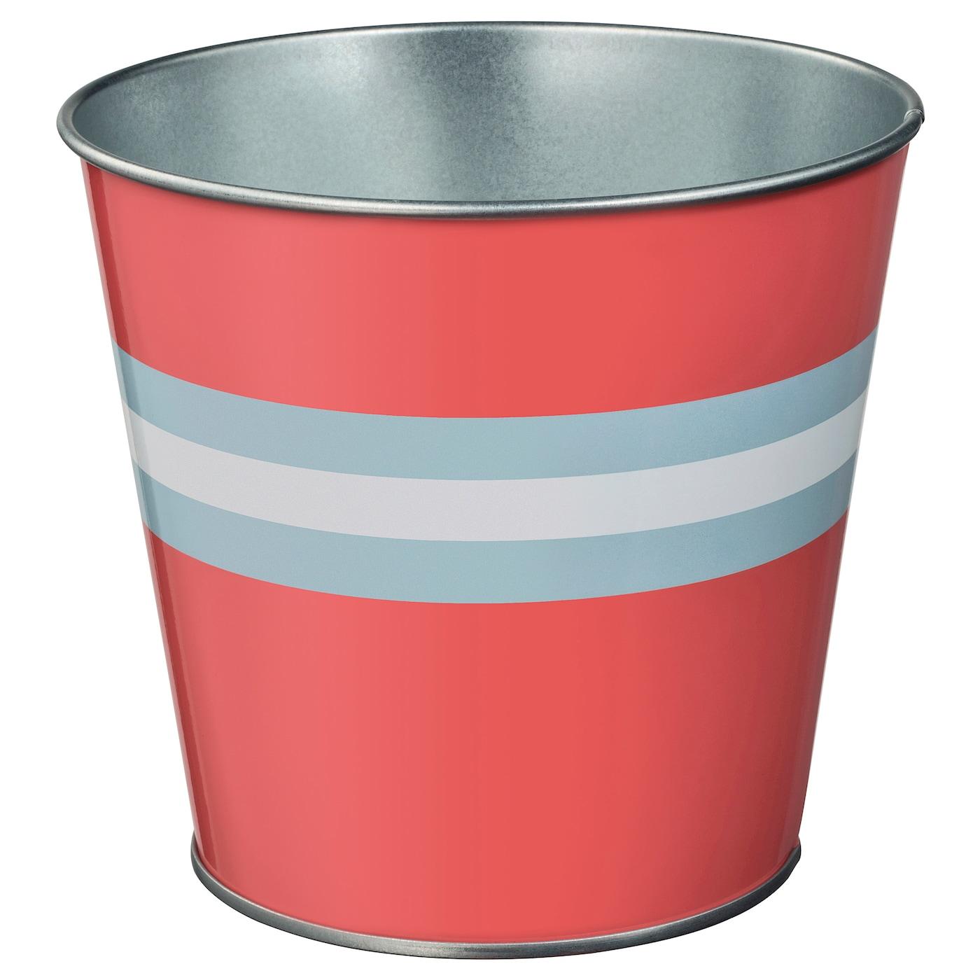 Kakiplommon Plant Pot Indoor Outdoor Red Pink Ikea