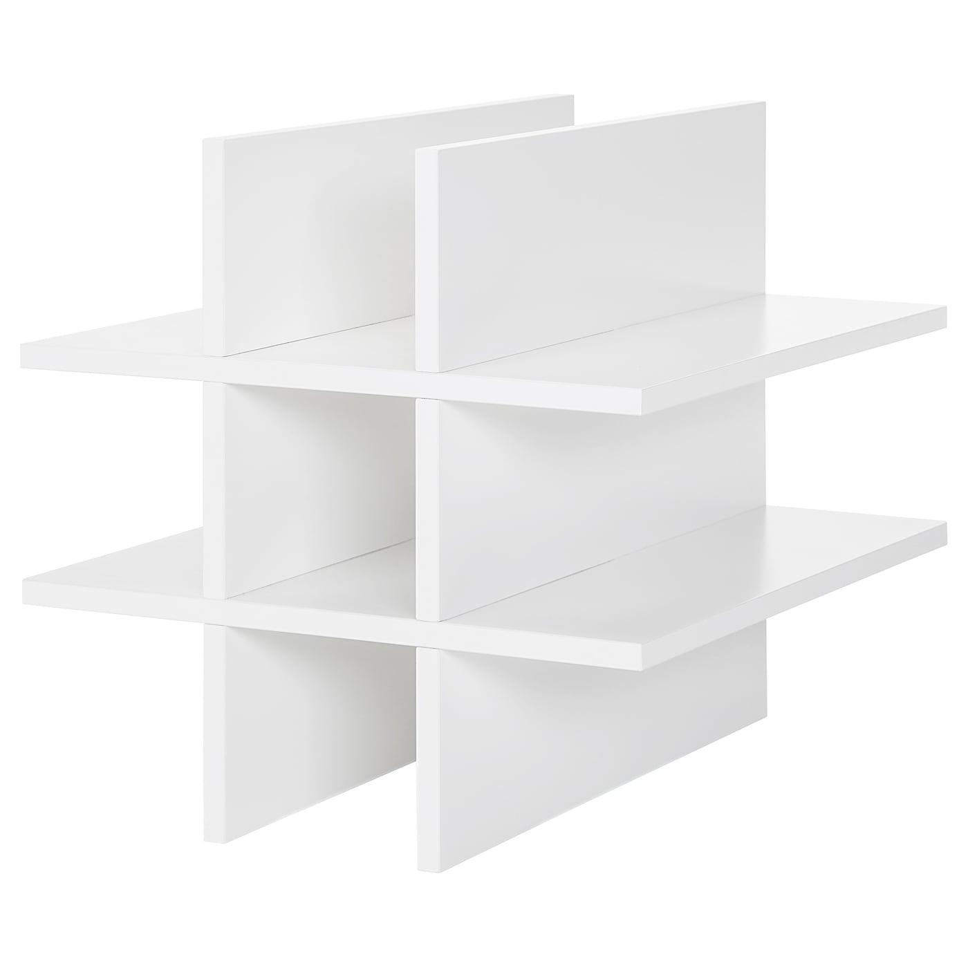 Kallax Insert For Bottles White Ikea