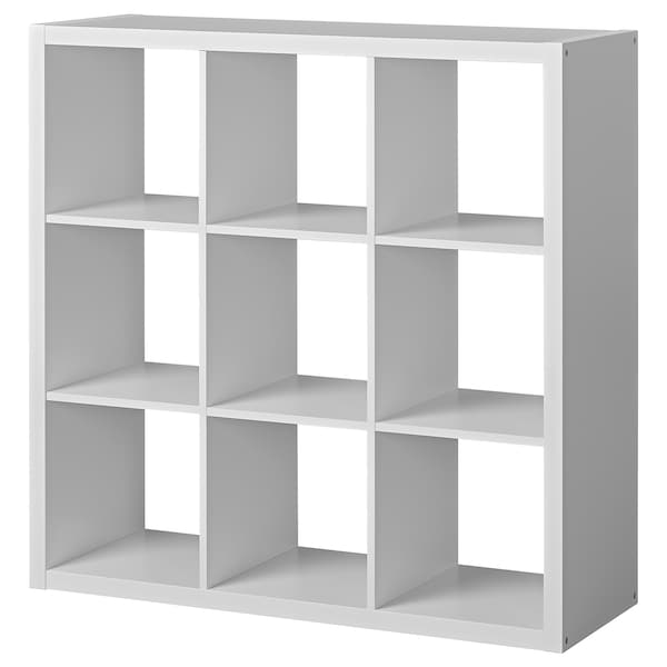 KALLAX Shelf unit, white, 44 1/8x44 1/8 ""