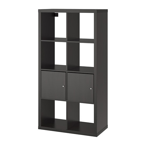 Kallax Shelf Unit With Doors