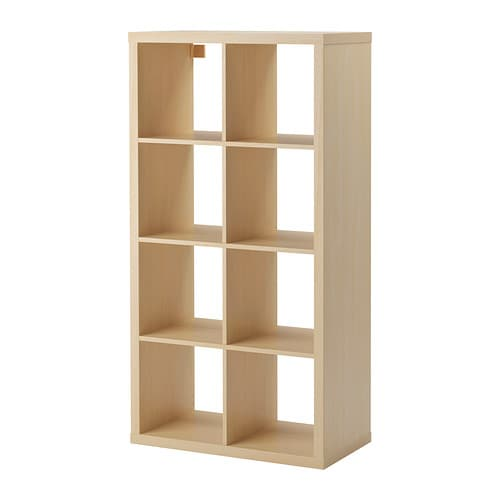 KALLAX Shelf unit. KALLAX Shelf unit   birch effect   IKEA