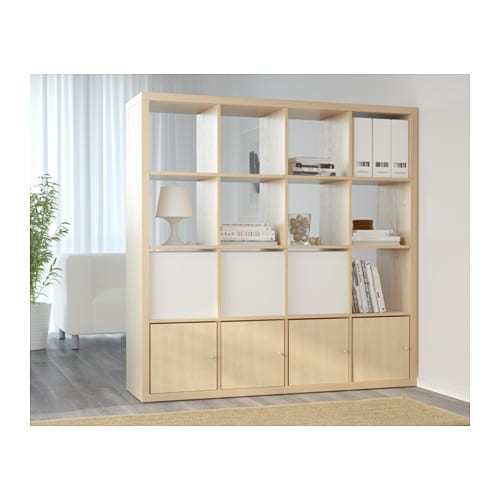 Ikea Regale Kallax kallax shelf unit white ikea