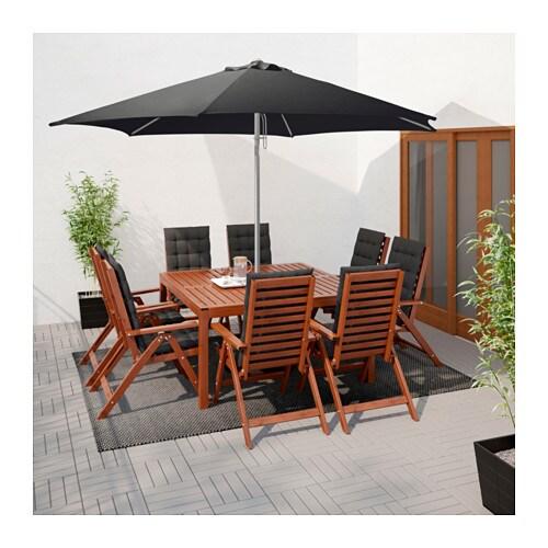 KARLSÖ Umbrella   Tilting/beige   IKEA