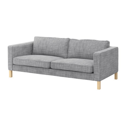 KARLSTAD Sofa IKEA A range of coordinated covers makes it easy for you to give your furniture a new look.