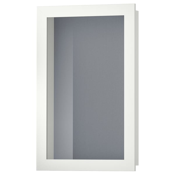 """KASSEBY display box white 2 ¼ """" 9 ¾ """" 16 ¼ """" 11 ¾ """" 3 ¼ """" 18 ½ """" 2 lb 3 oz"""