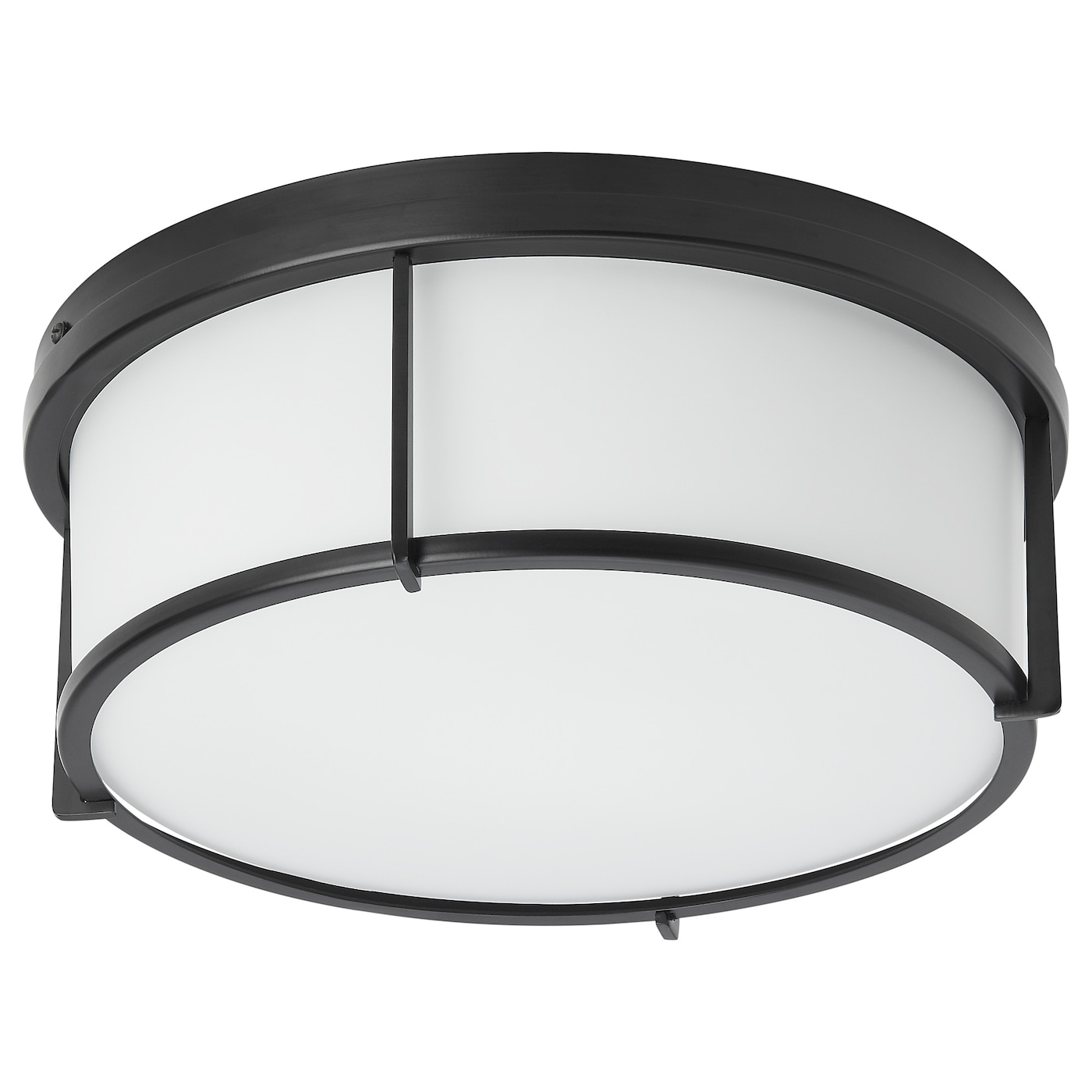 Kattarp Ceiling Lamp Gl Black Ikea