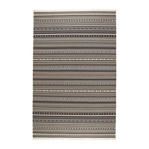KATTRUP Rug, flatwoven, handmade gray handmade gray 6 ' 7