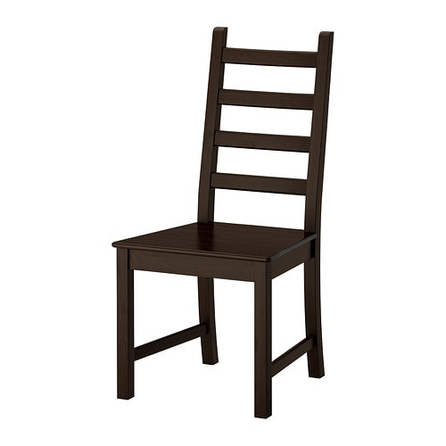 ikea black dining chairs kaustby chair ikea 4418