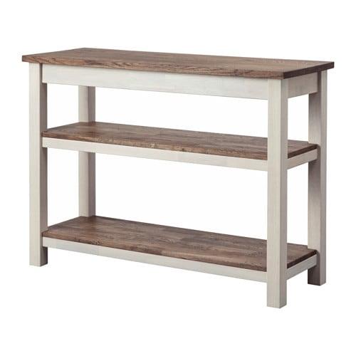 KEJSARKRONA Sideboard, oak, white