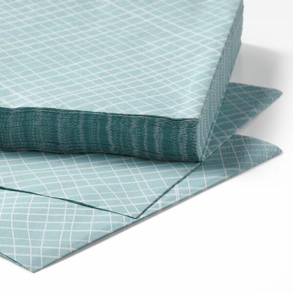 """KEJSERLIG Paper napkin, assorted colors, 13x13 """""""