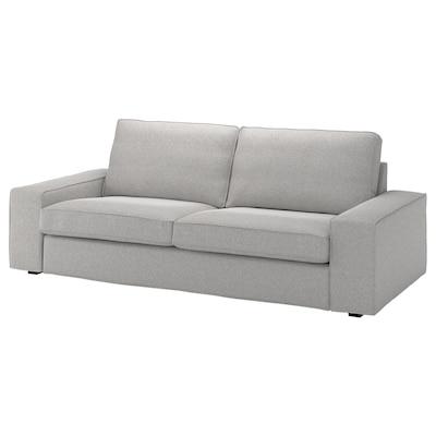 KIVIK sofa Tallmyra white/black