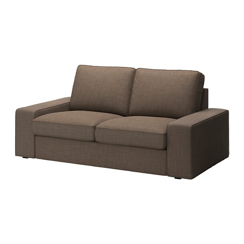 Kivik Loveseat Isunda Brown Ikea