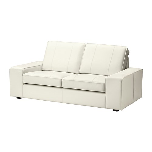 Kivik Loveseat Grann Bomstad White Ikea