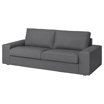 KIVIK Sofa, Skiftebo dark gray
