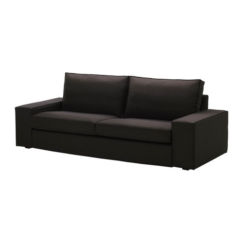 fabric three seater sofas ikea. Black Bedroom Furniture Sets. Home Design Ideas