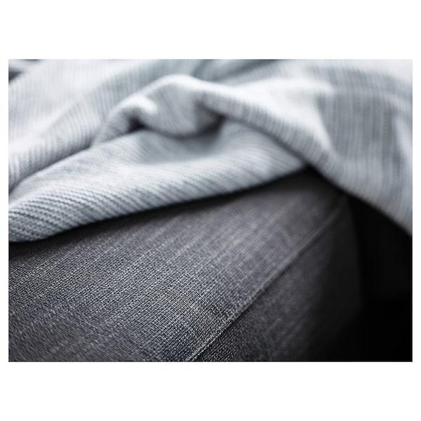 "KIVIK sofa Hillared anthracite 89 3/4 "" 37 3/8 "" 32 5/8 "" 70 7/8 "" 23 5/8 "" 17 3/4 """