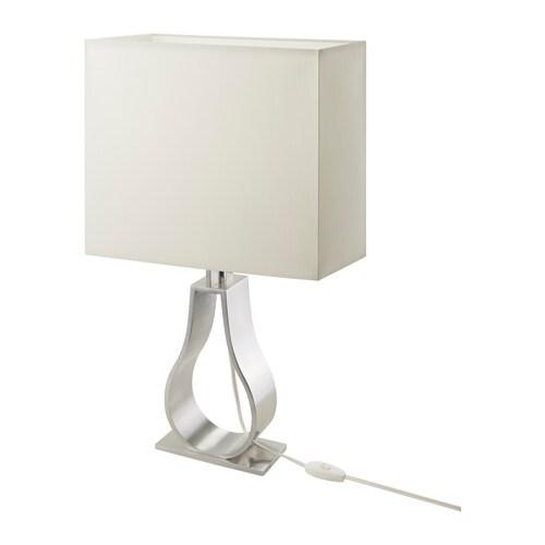 Klabb Table Lamp With Led Bulb Ikea