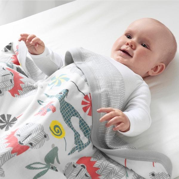IKEA KLÄMMIG Baby blanket