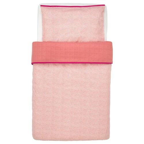 IKEA KLÄMMIG Crib duvet cover/pillowcase