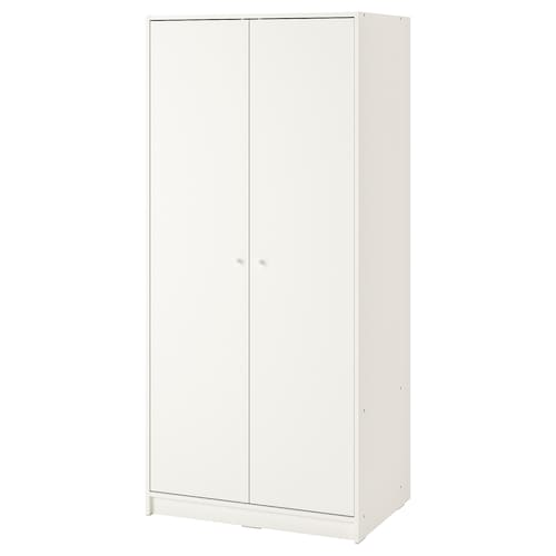 IKEA KLEPPSTAD Wardrobe with 2 doors