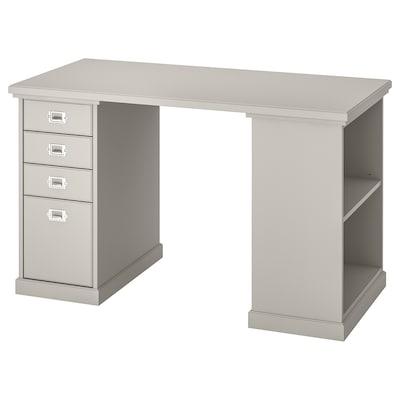 "KLIMPEN table light gray 47 1/4 "" 23 5/8 "" 28 3/4 "" 110 lb 4 oz"