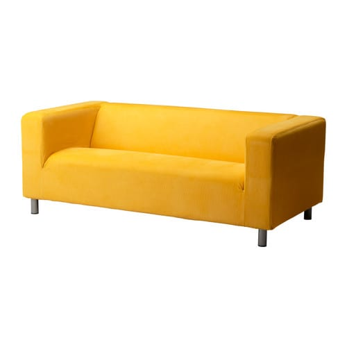 Fabric loveseats small fabric sofas ikea - Klippan sofa ikea ...
