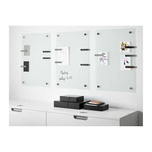 kludd noticeboard ikea. Black Bedroom Furniture Sets. Home Design Ideas