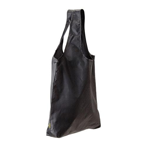 knalla shopping bag black ikea. Black Bedroom Furniture Sets. Home Design Ideas