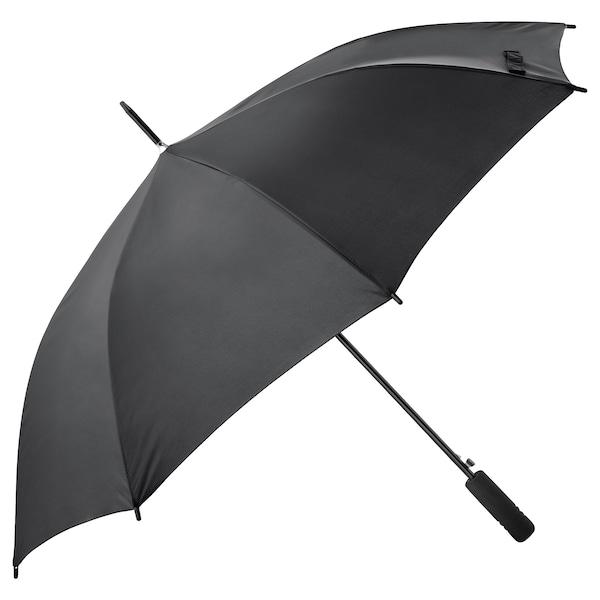 """KNALLA umbrella black 31 ½ """" 41 ¼ """""""