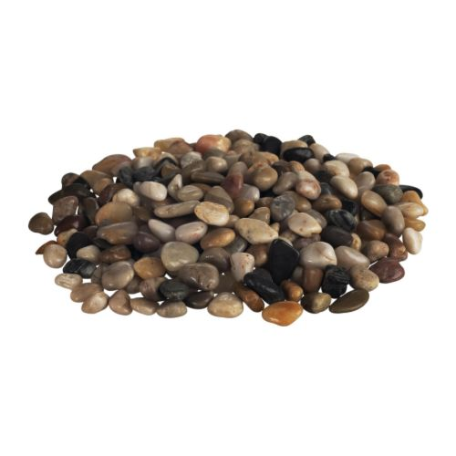 KNASTER Decorative stones, small, assorted colors Total weight: 2 lb  Total weight: 1 kg
