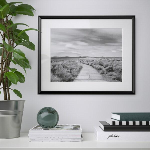 Knoppang Frame Black 16x20 Ikea