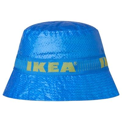 "KNORVA hat blue 3 ½ "" 6 ¼ """