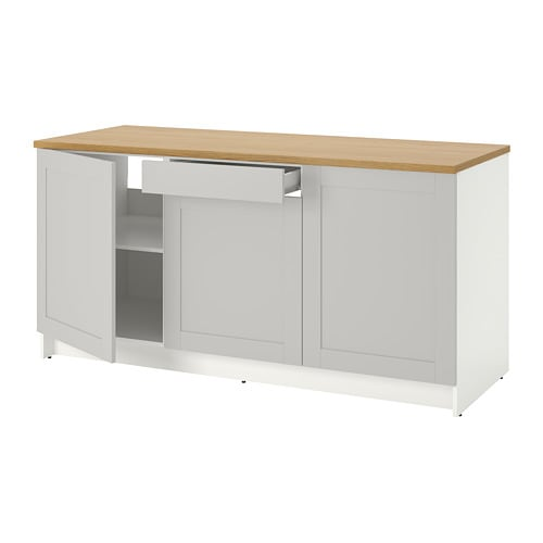 KNOXHULT Base Cabinet With Doors And Drawer   IKEA