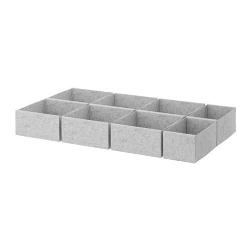 Komplement box set of 8 ikea - Porta gioielli ikea ...