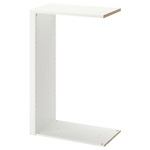 """KOMPLEMENT divider for frame white 39 3/8 """" 29 1/2 """" 18 1/8 """" 13 3/4 """" 32 1/8 """" 13 3/4 """""""