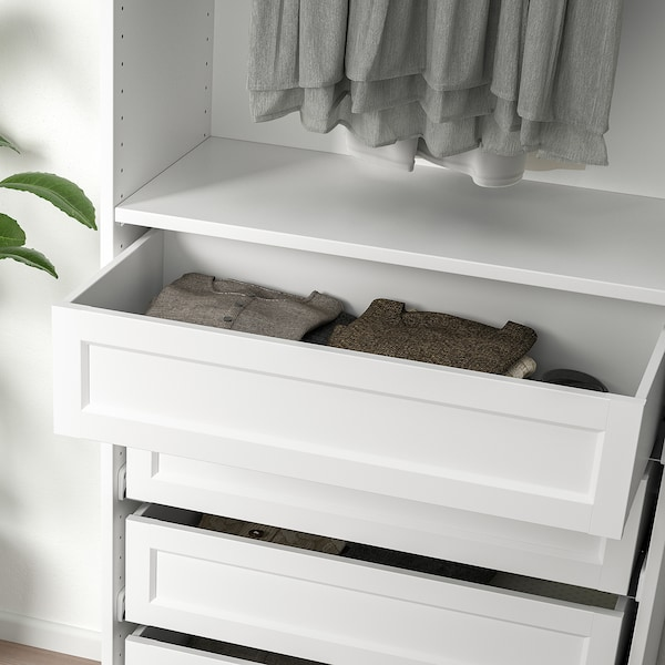 Komplement Drawer With Framed Front