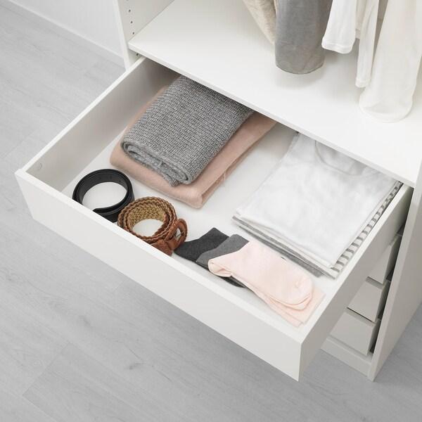 """KOMPLEMENT drawer white 29 1/2 """" 22 7/8 """" 26 3/4 """" 22 3/8 """" 6 1/4 """" 25 5/8 """" 21 """""""