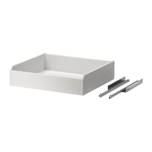 KOMPLEMENT Drawer IKEA 10-year Limited Warranty.   Read about the terms in the Limited Warranty brochure.