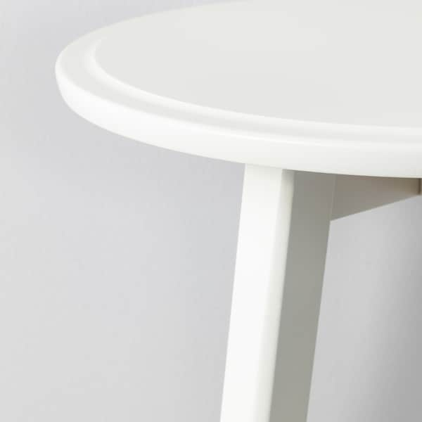 KRAGSTA nesting tables, set of 2 white
