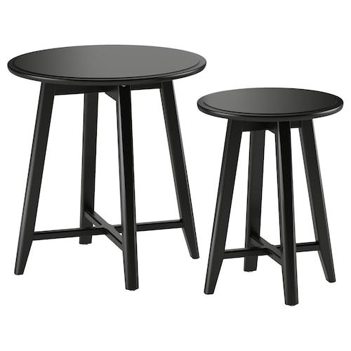 IKEA KRAGSTA Nesting tables, set of 2