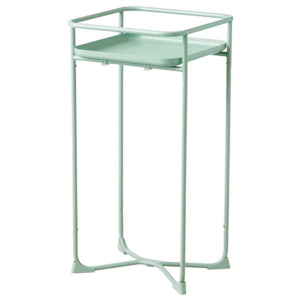 KRYDDPEPPAR Plant stand, indoor/outdoor green, 25 ½ ""