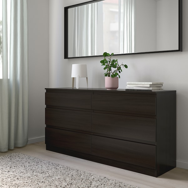 IKEA KULLEN 6-drawer dresser