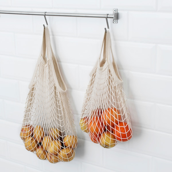 IKEA KUNGSFORS Mesh bag, set of 2