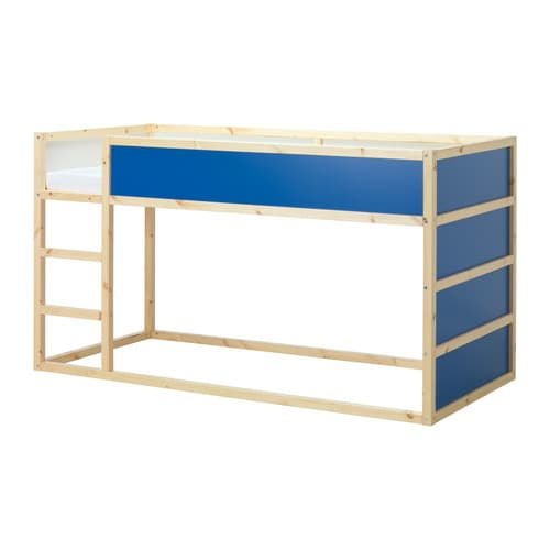 Boys room ideas cafemom for Ikea kids loft bed