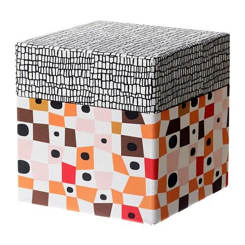 KVITTRA Box with lid