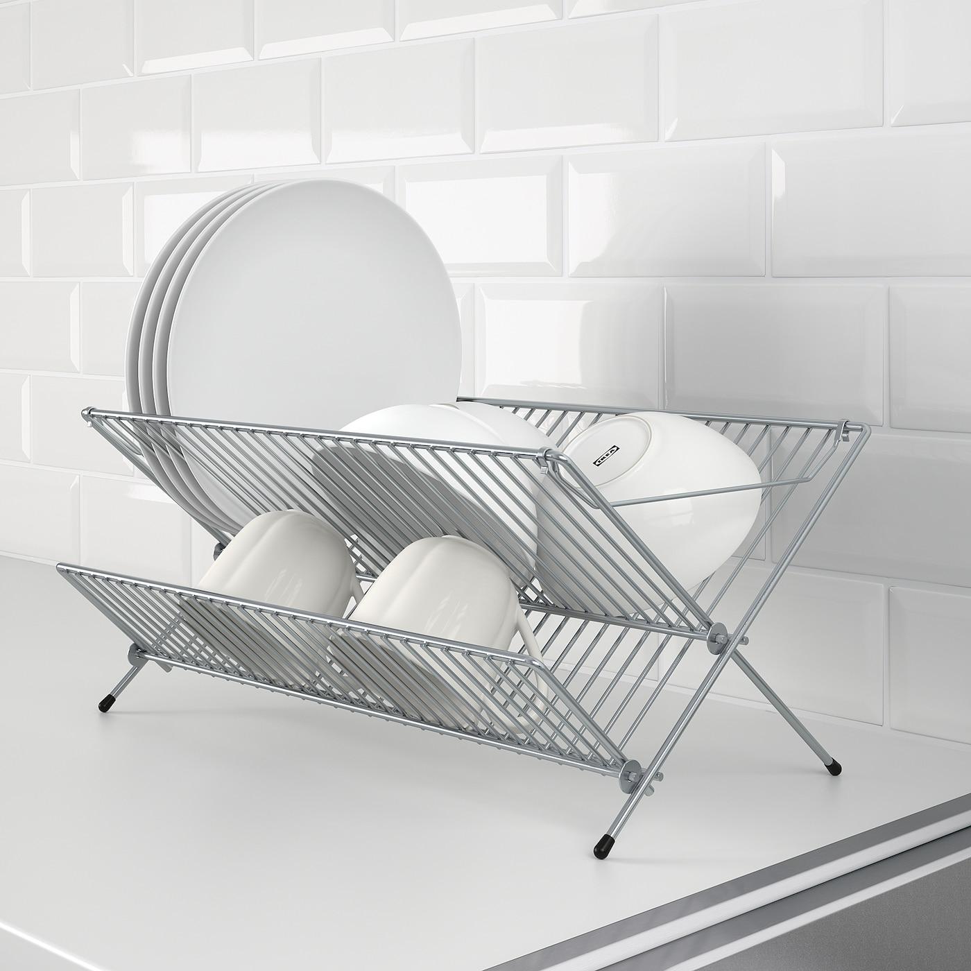 Ikea Kvot memiliki kapasitas besar dan bisa dilipat (Foto: Ikea)