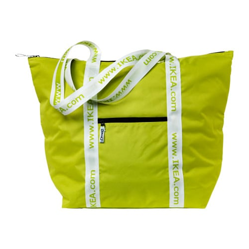 KYLVÄSKA Cooler bag IKEA Handy cooling bag with carrying straps for a day at the beach, for the picnic, or for bringing your food products home today!.