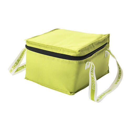 KYLVÄSKA TÅRTA Cool bag for cakes IKEA A handy insulated bag with carrying straps.   Perfectly adapted to hold any three IKEA frozen cakes.